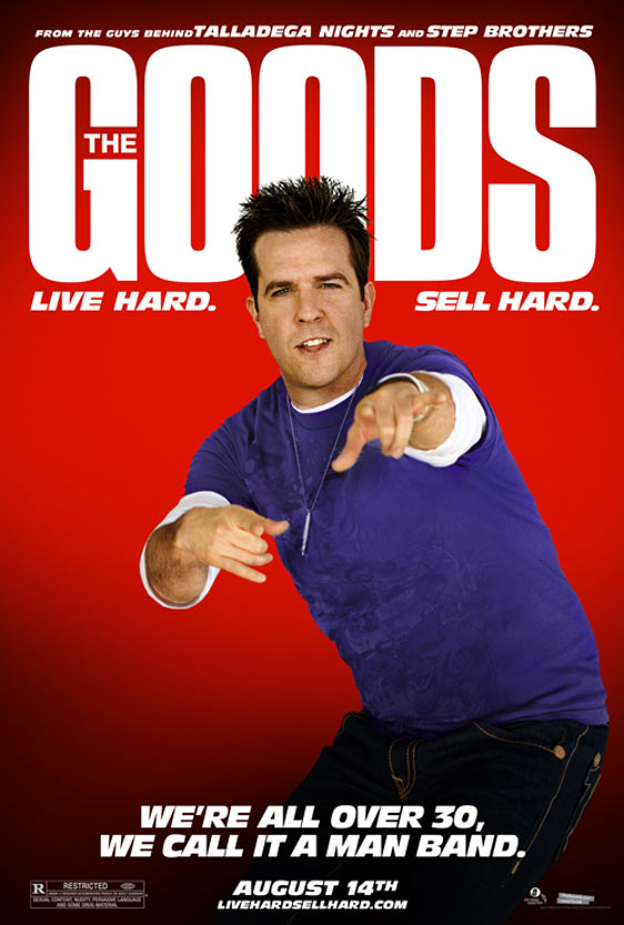 The Goods: Live Hard, Sell Hard Poster #8