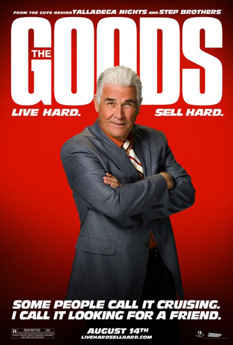 The Goods: Live Hard, Sell Hard Poster #9