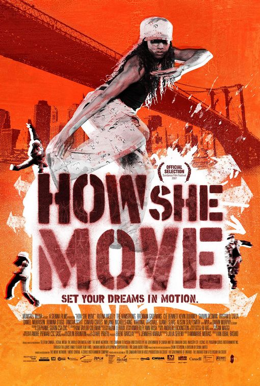 How She Move Poster #1
