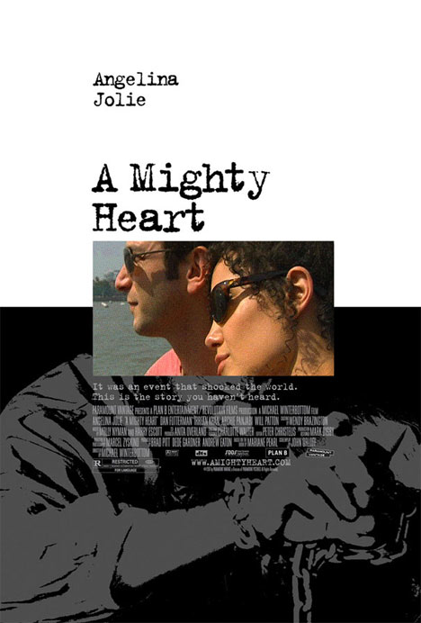 A Mighty Heart Poster #1