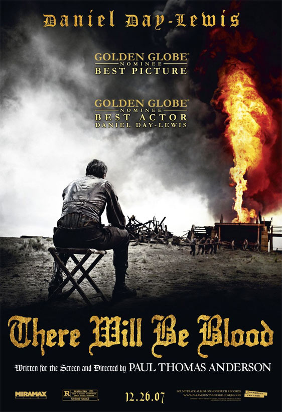 There Will Be Blood Poster #3