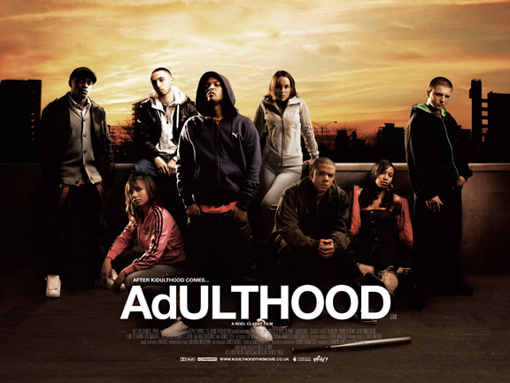 AdULTHOOD Poster #2