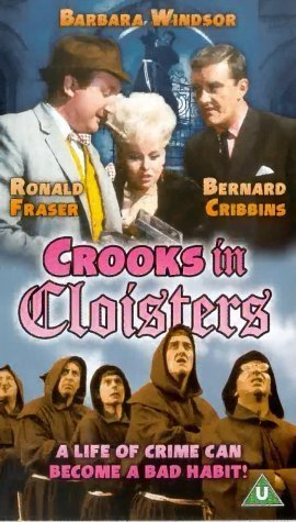 Crooks in Cloisters Poster #1