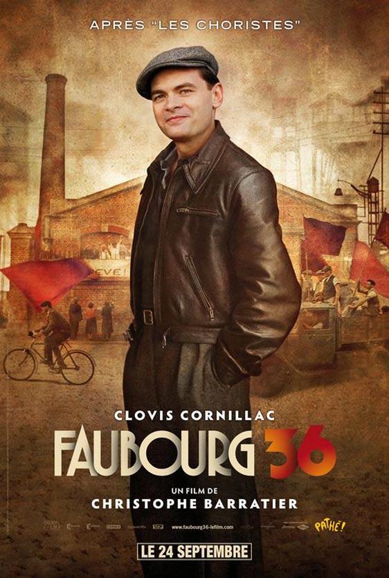 Paris 36 (Faubourg 36) Poster #3