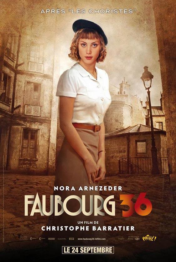 Paris 36 (Faubourg 36) Poster #5
