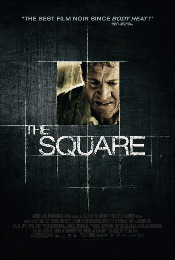The Square Poster #2