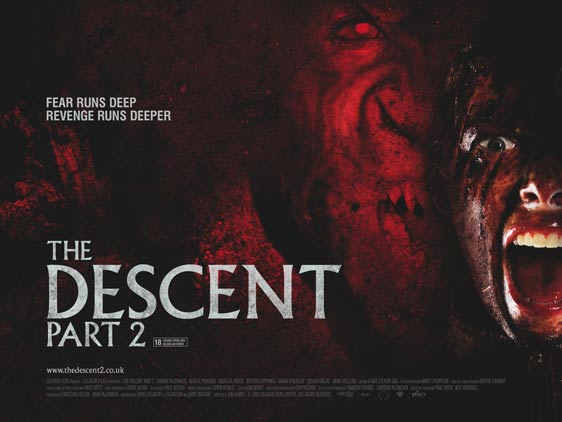 The Descent 2 Poster #2