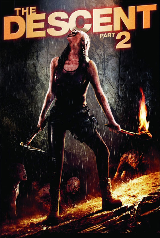 The Descent 2 Poster #5