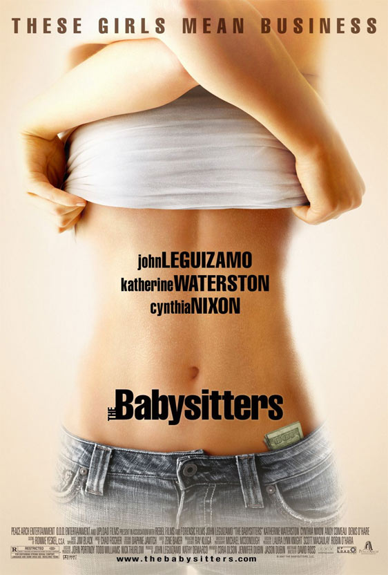 The Babysitters Poster #2