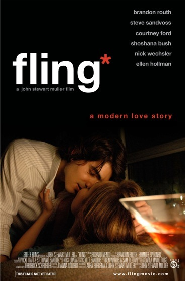 Fling (Lie to Me) Poster