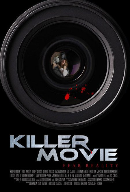 Killer Movie Poster #1