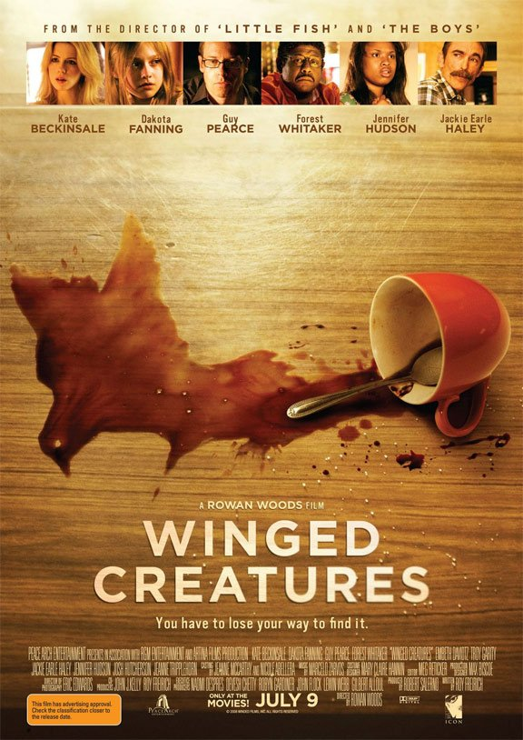 Winged Creatures Poster #3