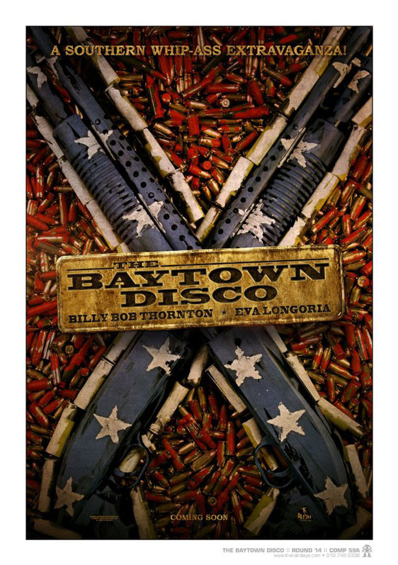 The Baytown Outlaws Poster #2