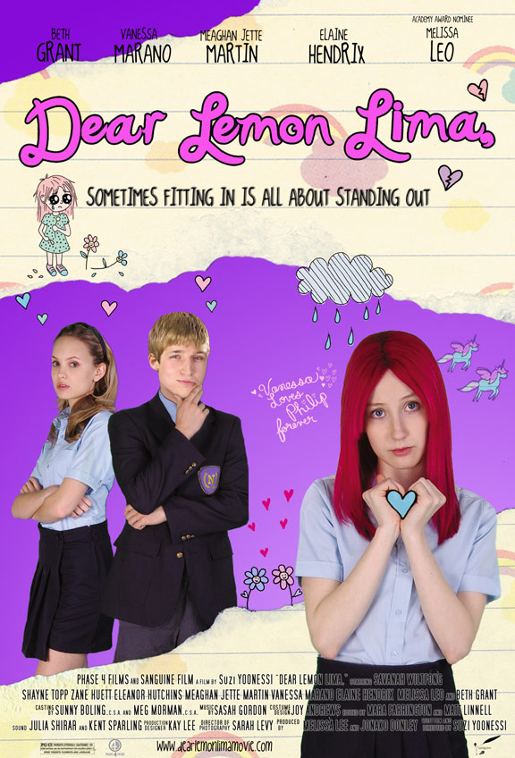 Dear Lemon Lima Poster #3