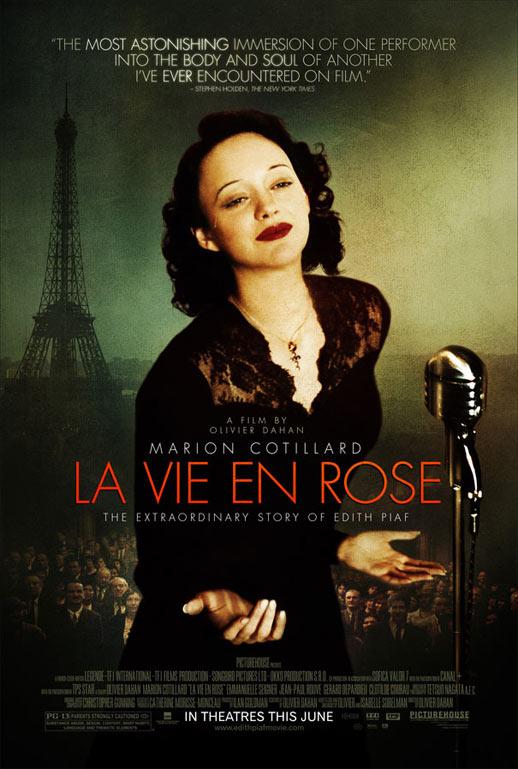 La Vie en Rose Poster #1