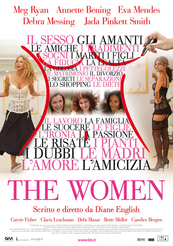 The Women Poster #3