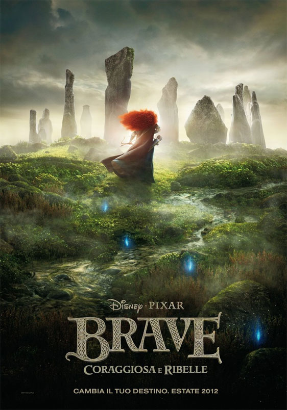 Brave Poster #2