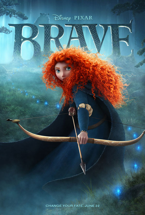 Brave Poster #3