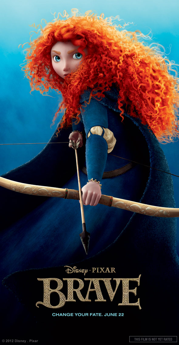 Brave Poster #8