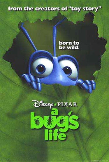 Image result for poster a bugs life