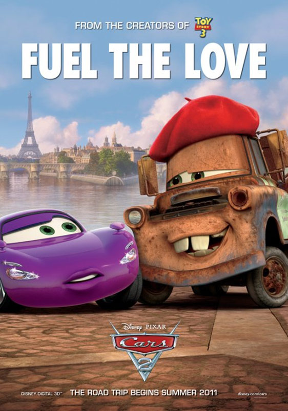 Cars 2 Poster #16