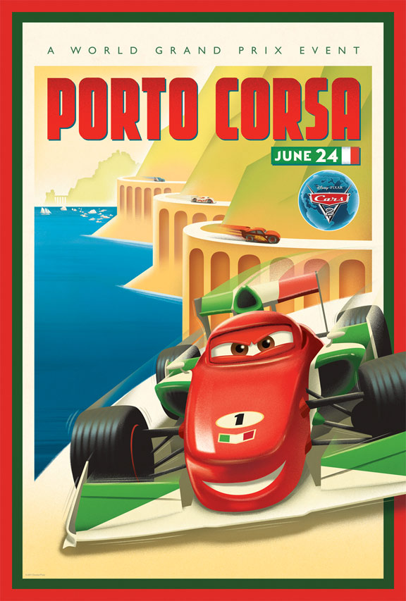 Cars 2 Poster #5