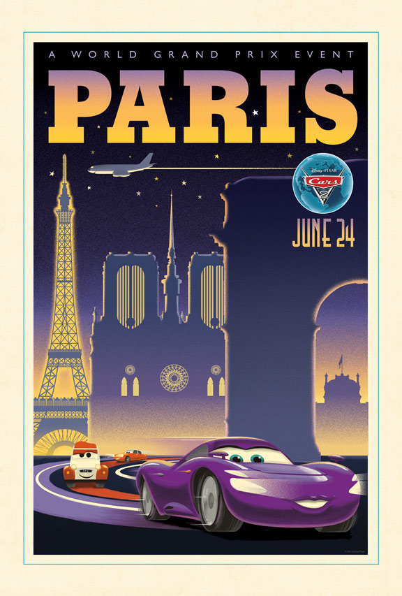 Cars 2 Poster #6