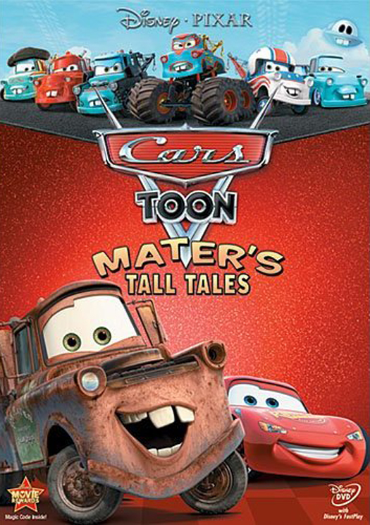Cars Toon: Mater's Tall Tales Poster