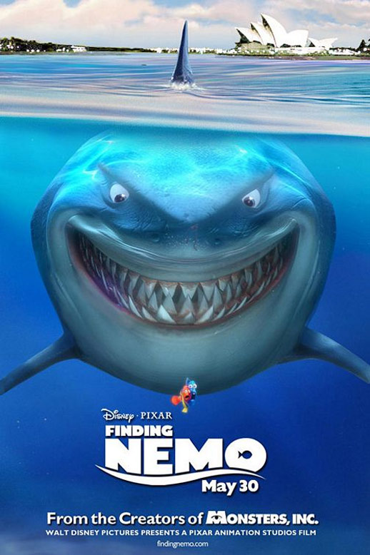 Finding Nemo Poster #4