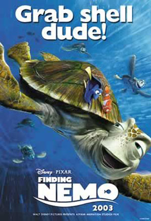 Finding Nemo Poster #5