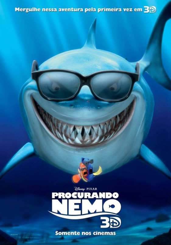 Finding Nemo Poster #9