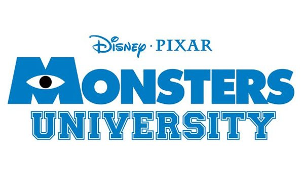 Monsters University Poster #1