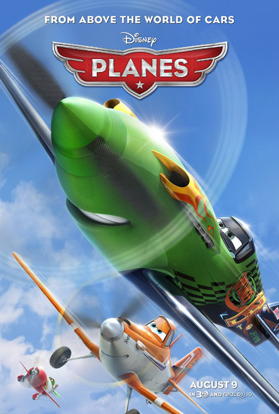 Planes Poster #1