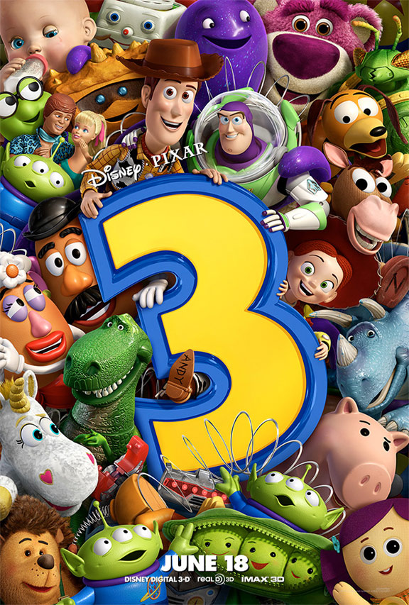 Toy Story 3 Poster #14