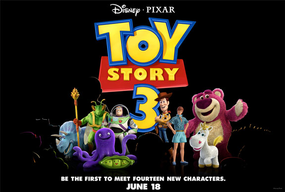 Toy Story 3 Poster #16