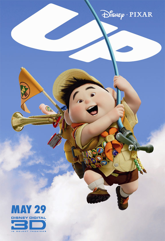Up Poster #5