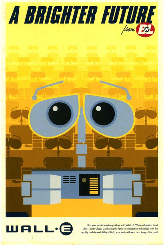 Wall•E Poster #5
