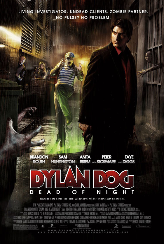 Dylan Dog: Dead of Night Poster #5