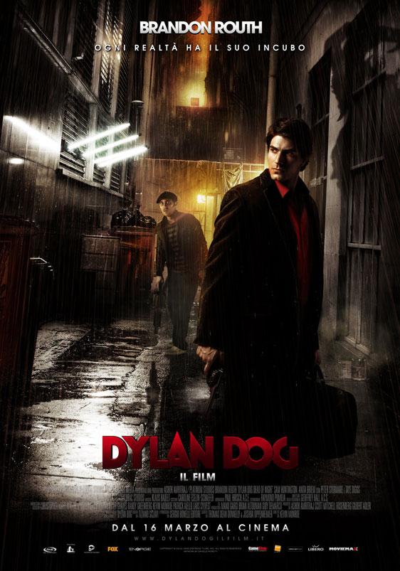 Dylan Dog: Dead of Night Poster #6