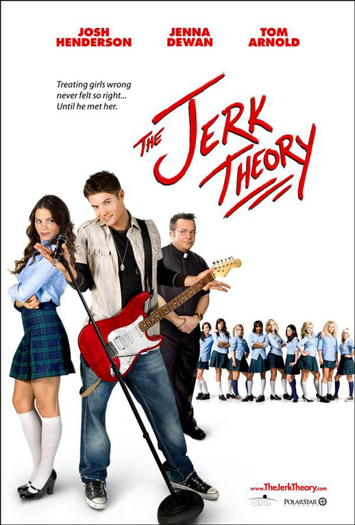 The Jerk Theory Poster #1