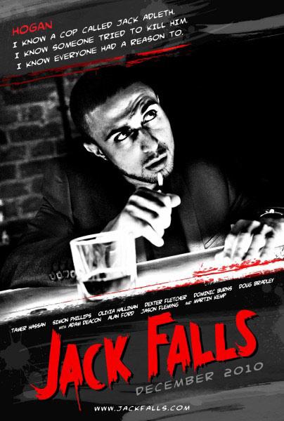 Jack Falls Poster #2