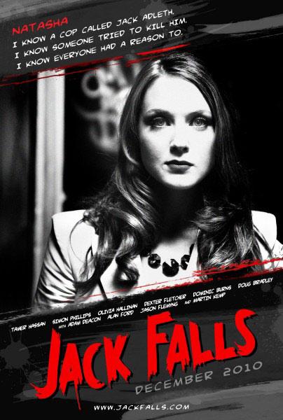 Jack Falls Poster #3