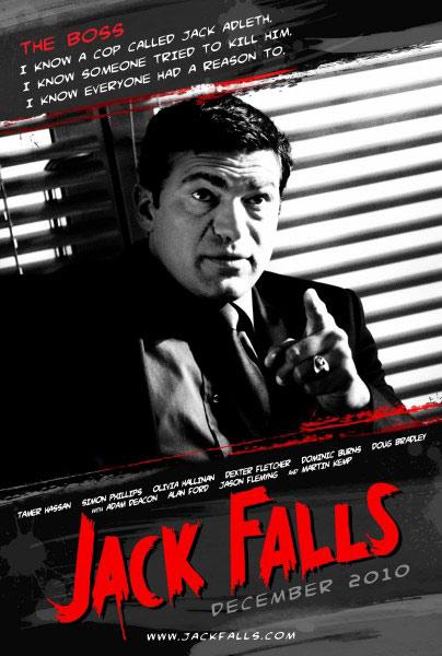 Jack Falls Poster #4