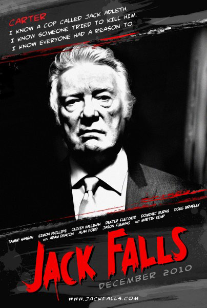 Jack Falls Poster #7
