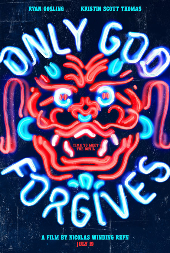 Only God Forgives Poster #2