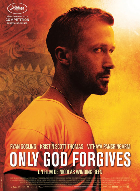 Only God Forgives Poster #3