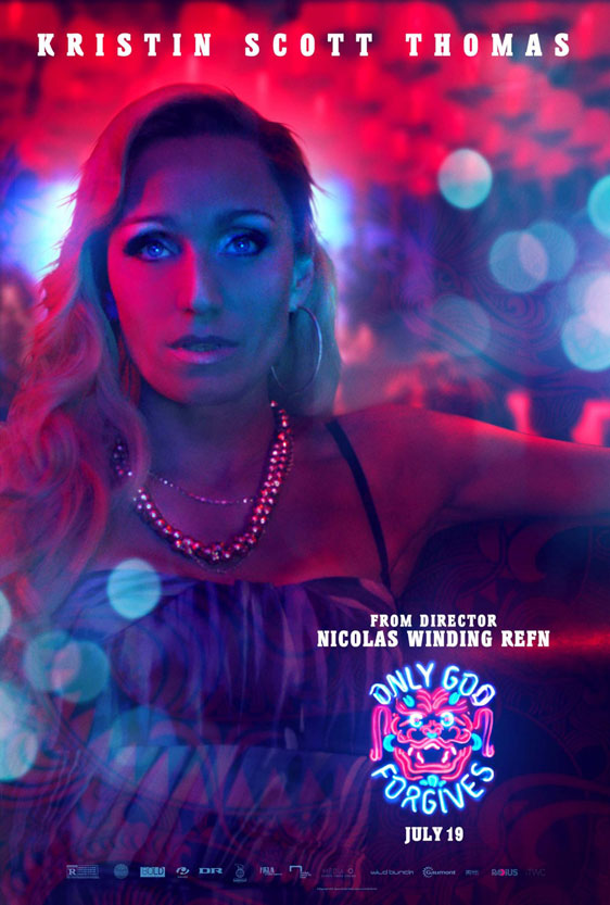 Only God Forgives Poster #5
