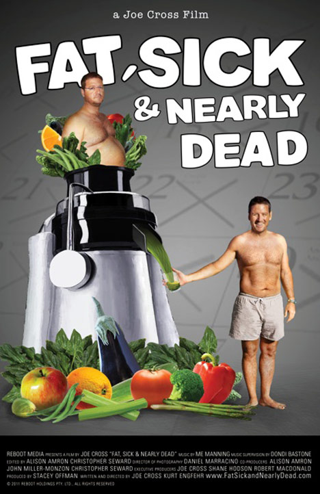 Fat, Sick & Nearly Dead Poster #2