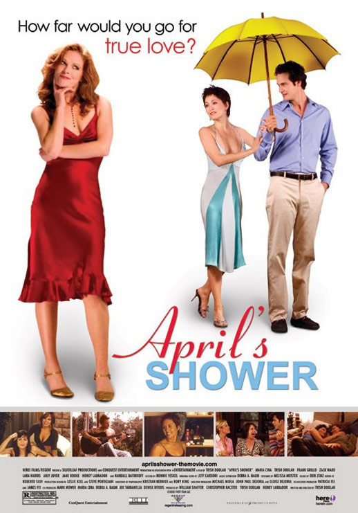April's Shower Poster #1