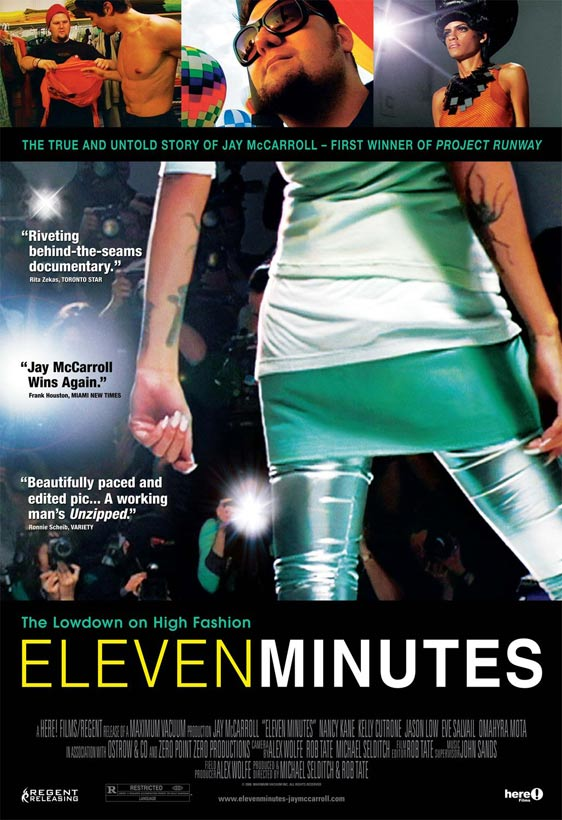Eleven Minutes Poster #1